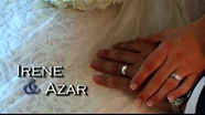 Irene and Azar Wedding Video Highlights