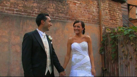 Tony and Patricia, Creek - Portuguese HD Wedding Video