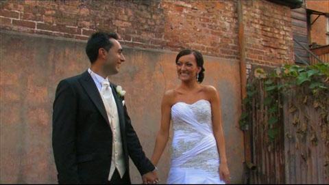 Tony and Patricia, Creek - Portuguese HD Wedding Video
