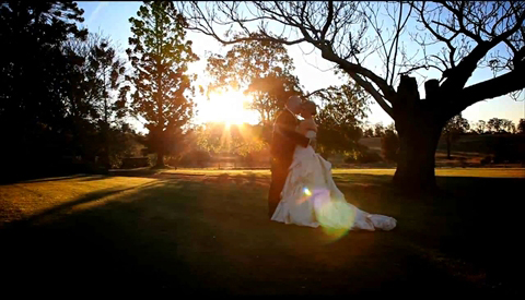 Belinda and Troy's Wedding Video